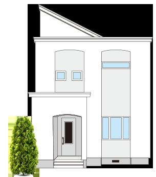 ゼロエネ対応モデル住宅ドルチェ