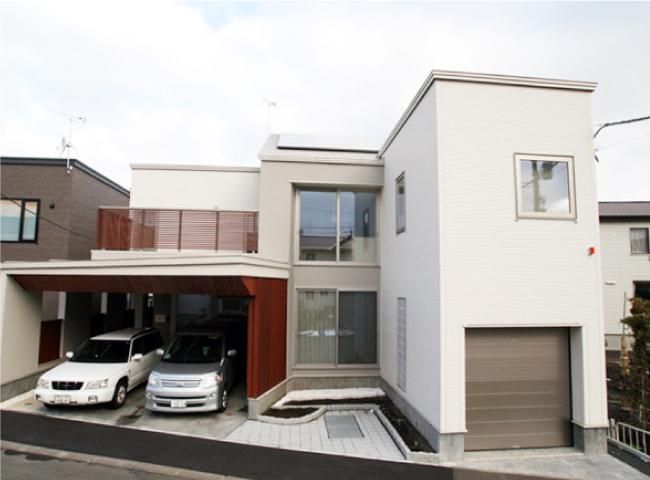 札幌市手稲区 M様邸